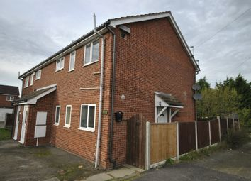 Thumbnail 2 bed flat to rent in Yew Tree Crescent, Rossington, Doncaster