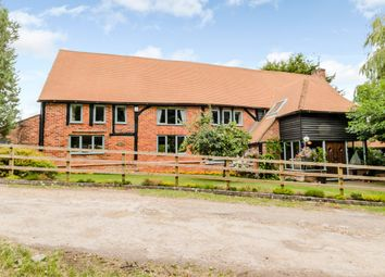 Thumbnail 5 bed detached house for sale in Clay Hill, Reading, West Berkshire