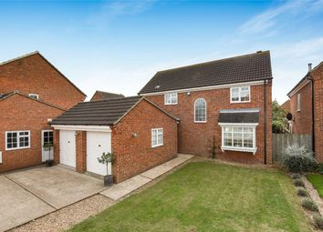 Thumbnail 4 bed detached house for sale in Newstead Way, Bedford