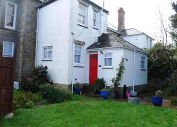 Thumbnail 2 bed flat for sale in Pendarves Road, Penzance