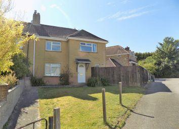 Thumbnail 2 bedroom semi-detached house for sale in Kit Lane, Owermoigne, Dorchester, Dorset