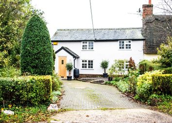 Thumbnail 2 bed cottage for sale in Wimbish, Saffron Walden, Essex