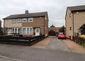 Thumbnail 2 bed property for sale in Keir Hardie Street, Methil, Leven