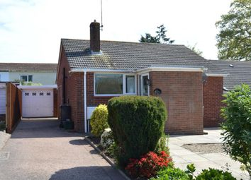 Thumbnail 2 bedroom semi-detached bungalow for sale in Ashley Crescent, Sidmouth, Devon