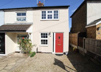 Thumbnail 2 bed property for sale in Milton Road, Warley, Brentwood