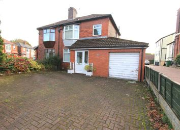 Thumbnail 3 bedroom semi-detached house for sale in Seymour Road, Astley Bridge, Bolton, Lancashire