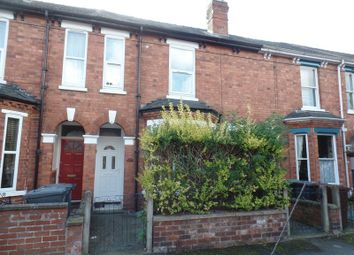 Thumbnail 3 bedroom terraced house to rent in Richmond Road, Lincoln