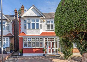Thumbnail 4 bed end terrace house for sale in Chase Side Avenue, Enfield