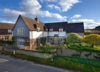 Thumbnail 3 bed detached house for sale in Common Road, Beckley, Oxford
