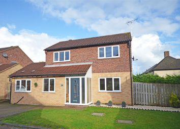 Thumbnail 3 bedroom detached house for sale in Ferryview, Orton Wistow, Peterborough