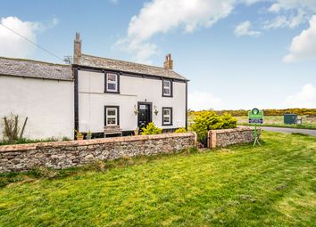 Thumbnail 4 bed detached house for sale in Mawbray, Maryport, Cumbria