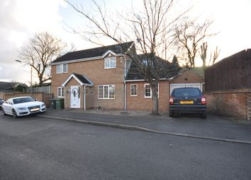 Thumbnail 4 bed detached house for sale in Hillcrest View, Carlton, Nottingham