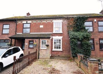 Thumbnail 3 bed terraced house for sale in Church Road, Burgh Castle, Great Yarmouth