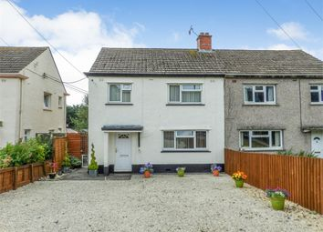 Thumbnail 3 bed semi-detached house for sale in Talley, Llandeilo, Carmarthenshire