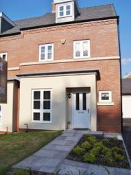 Thumbnail 4 bed semi-detached house to rent in Charlotte Road, Edgbaston, Birmingham