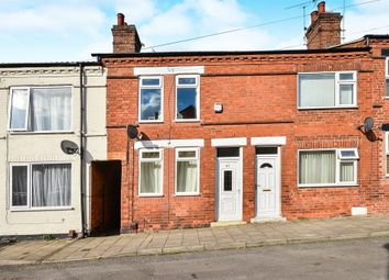 Thumbnail 2 bedroom terraced house for sale in Laurel Avenue, Mansfield