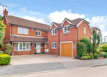 Thumbnail 5 bed detached house for sale in Nimrod Close, St. Albans, Hertfordshire