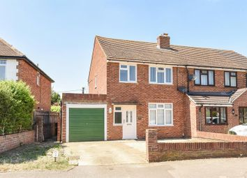 Thumbnail 3 bed semi-detached house for sale in South Avenue, Abingdon