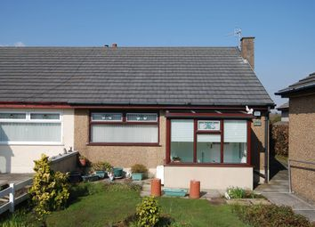 Thumbnail 2 bed semi-detached bungalow for sale in Ireleth Court Road, Askam-In-Furness, Cumbria