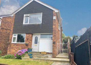 Thumbnail 3 bed detached house for sale in Pleasington Close, Prenton