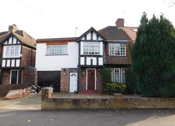Thumbnail 5 bed semi-detached house to rent in The Fairway, Ruislip