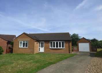 Thumbnail 2 bed bungalow for sale in Bartholomew Close, Bardney, Lincoln