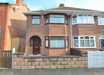 Thumbnail 3 bed semi-detached house for sale in Charles Street, Long Eaton, Nottingham