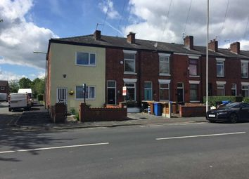 Thumbnail 2 bed terraced house to rent in 21 Greg St, Reddish
