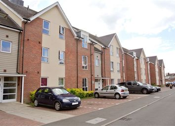 Thumbnail 1 bed flat to rent in Harrow Close, Addlestone, Surrey