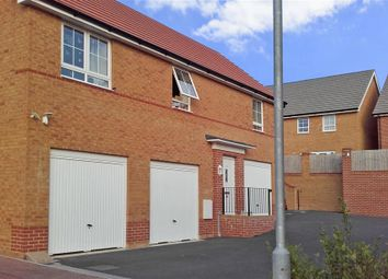 Thumbnail 2 bedroom flat for sale in St. Wilfred Drive, East Cowes, Isle Of Wight