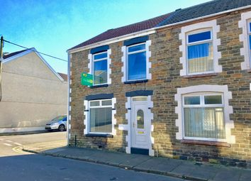 Thumbnail 3 bedroom end terrace house for sale in Southgate Street, Melin, Neath