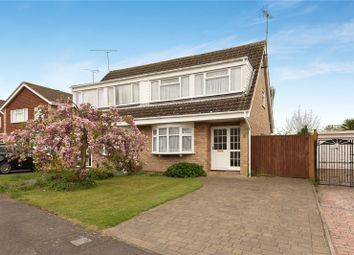 Thumbnail 3 bed property for sale in Launcestone Close, Earley, Reading, Berkshire