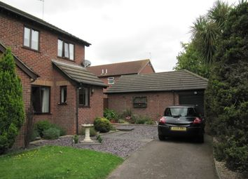 Thumbnail 3 bed semi-detached house for sale in Hogarth Close, Bradwell, Great Yarmouth