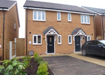 Thumbnail 2 bed property to rent in Mentor Close, Walsall