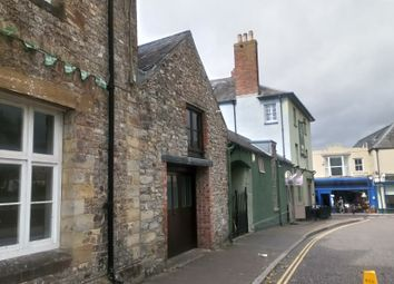 Thumbnail 2 bed town house to rent in Church Street, Axminster, Devon