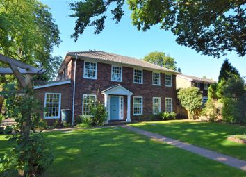 Thumbnail 4 bedroom detached house for sale in Cedar Road, Farnborough