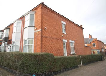 Thumbnail 2 bedroom end terrace house for sale in Lambert Road, West End, Leicester