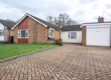 Thumbnail 3 bedroom semi-detached bungalow to rent in Postwood Green, Hertford Heath, Hertford