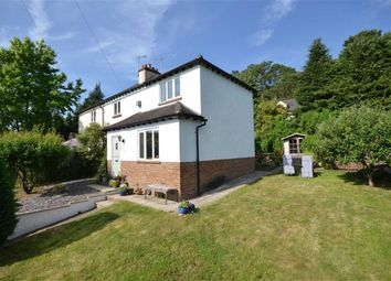 Thumbnail 3 bed semi-detached house for sale in Lodge Hill Road, Lower Bourne, Farnham