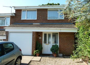 Thumbnail 3 bed end terrace house for sale in Viscount Walk, Bearwood, Bournemouth
