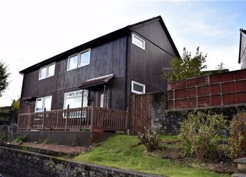 2 bed semi-detached house for sale in 10, Falcon Crescent, Greenock, Renfrewshire PA16