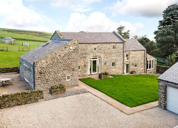 Thumbnail 4 bed detached house for sale in Heyshaw, Harrogate, North Yorkshire