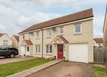 Thumbnail 3 bedroom semi-detached house for sale in Waverley Court, Prestonpans