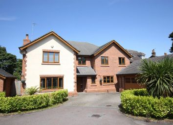 Thumbnail 5 bed detached house for sale in Links Close, West Kirby, Wirral