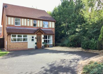 Thumbnail 5 bed property for sale in Longthorpe Drive, Leegomery