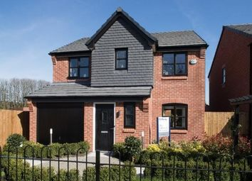 Thumbnail 4 bed detached house for sale in Tiverton Avenue, Leigh