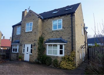 Thumbnail 5 bed detached house for sale in Church Forge, South Kirkby, Pontefract