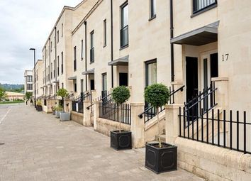 Thumbnail 3 bed town house to rent in Stothert Avenue, Bath
