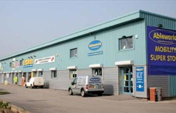 Thumbnail Light industrial to let in Unit 6, Flint Trade Park, Holywell Road, Flint