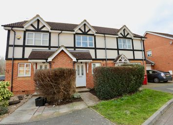Thumbnail 2 bed terraced house to rent in Two Mile Drive, Cippenham, Slough
